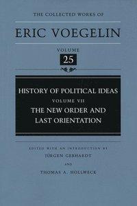bokomslag History of Political Ideas (CW25)