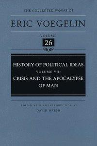 bokomslag History of Political Ideas (CW26)