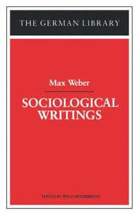 bokomslag Sociological Writings