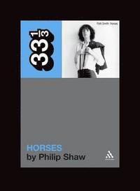 bokomslag Horses