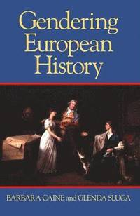 bokomslag Gendering European History