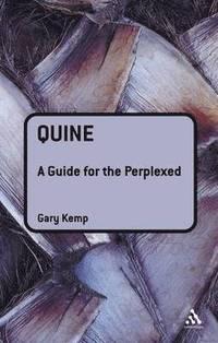 bokomslag Quine