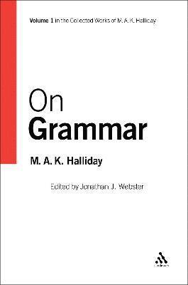 bokomslag On Grammar