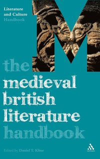 bokomslag The Medieval British Literature Handbook