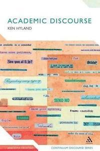 bokomslag Academic Discourse