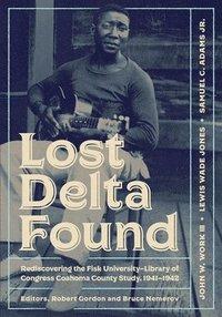 bokomslag Lost Delta Found