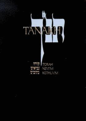 bokomslag JPS TANAKH: The Holy Scriptures