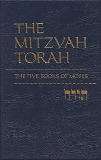 bokomslag The Mitzvah Torah