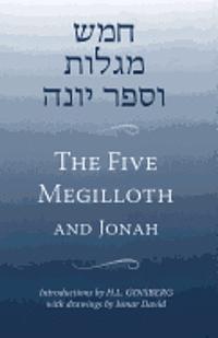 bokomslag The Five Megilloth and Jonah