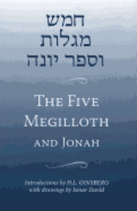 bokomslag The Five Megilloth and Jonah
