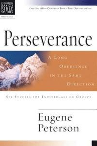 bokomslag Perseverance: A Long Obedience in the Same Direction