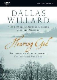 bokomslag Hearing God