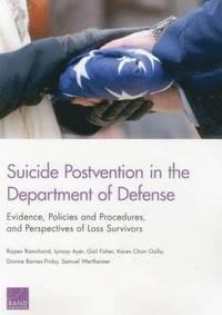 bokomslag Suicide Postvention in the Department of Defense