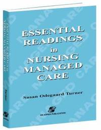 bokomslag Essential Readings in Nursing Managed Care