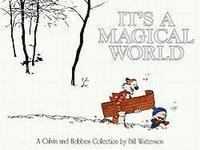 bokomslag It's a Magical World: a Calvin &; Hobbes Collection