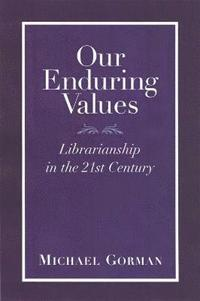 bokomslag Our Enduring Values