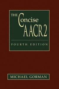 bokomslag The Concise AACR2