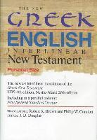 bokomslag The New Greek-English Interlinear New Testament