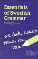 bokomslag Essentials of swedish grammar
