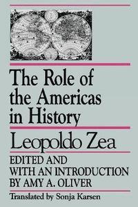 bokomslag The Role of the Americas in History