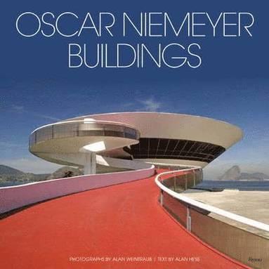 bokomslag Oscar Niemeyer Buildings