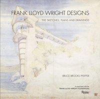 bokomslag Frank Lloyd Wright Designs