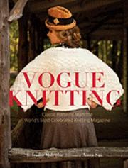 bokomslag Vogue Knitting