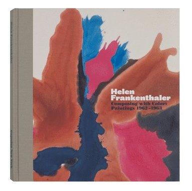 bokomslag Helen Frankenthaler