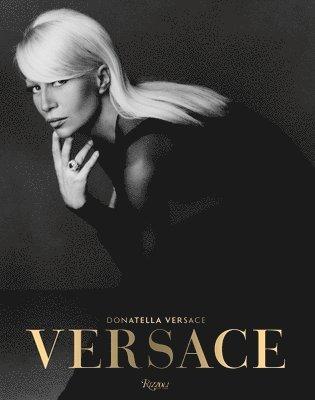 bokomslag Versace