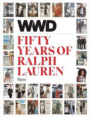 bokomslag 50 Years of Ralph Lauren