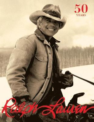 bokomslag Ralph lauren: revised and expanded anniversary edition