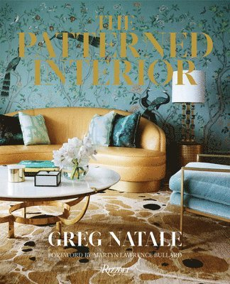 bokomslag The Patterned Interior