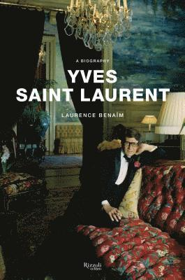 bokomslag Yves Saint Laurent: A Biography