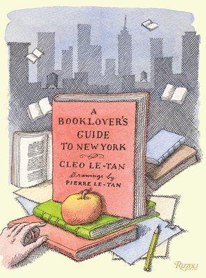 bokomslag A Book Lover's Guide to New York