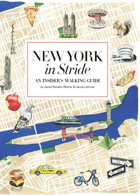 bokomslag New York by Foot: An Insiders Walking Guide to Exploring the City