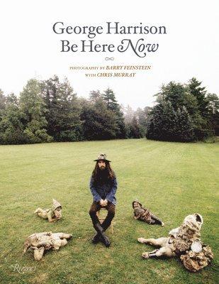 bokomslag George Harrison: Be Here Now