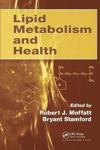 bokomslag Lipid Metabolism and Health