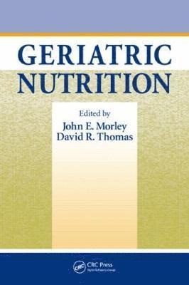bokomslag Geriatric Nutrition