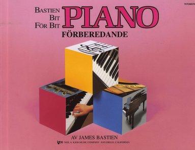 bokomslag Bastien Bit för bit förberedande
