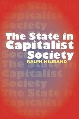 bokomslag The State in Capitalist Society