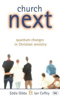 bokomslag Church Next