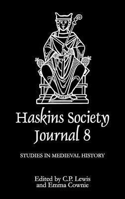 bokomslag The Haskins Society Journal 8 - 1996. Studies in Medieval History