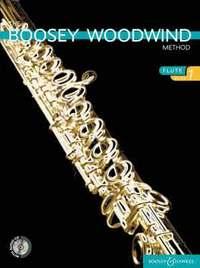 bokomslag The Boosey Woodwind Method