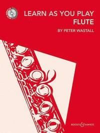 bokomslag Learn As You Play Flute