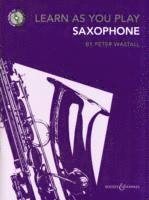 bokomslag Learn As You Play Saxophone