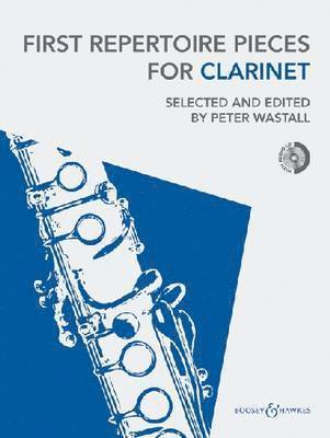 bokomslag First Repertoire Pieces for Clarinet