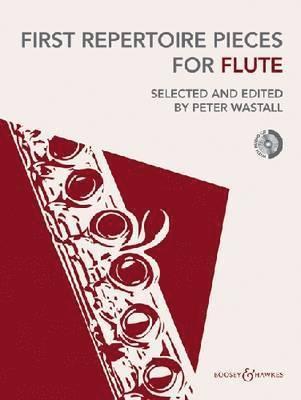 bokomslag First Repertoire Pieces for Flute