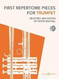 bokomslag First Repertoire Pieces for Trumpet