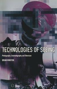 bokomslag Technologies of Seeing