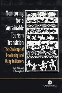 bokomslag Monitoring for a Sustainable Tourism Transition